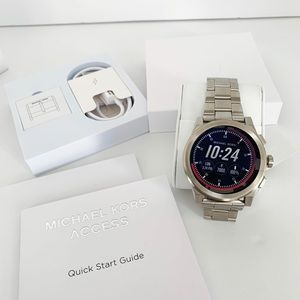 NWT Michael Kors Men's Smartwatch